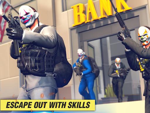 Gangster Crime Bank Robbery -Open World Games 2021 screenshots 14
