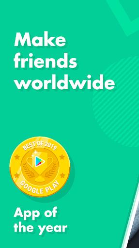 Ablo - Make friends worldwide Apkfinish screenshots 1