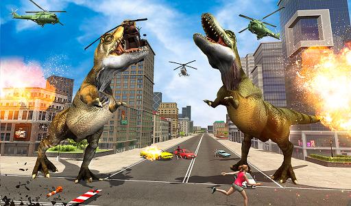 Monster Dino Vs King Kong-City Rampage Simulator 1.0.3 screenshots 16