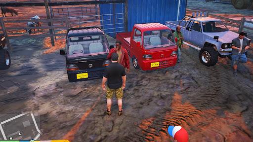 Animal Cargo Truck Transport: Animal Loading Game Apkfinish screenshots 3