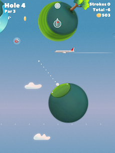 Golf Skies Mod Apk (Unlimited Money/Unlocked) 10