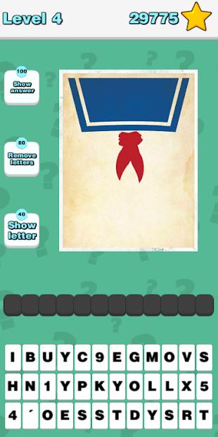 MovieQuiz: quiz about movies, cartoons, TV series screenshot 2