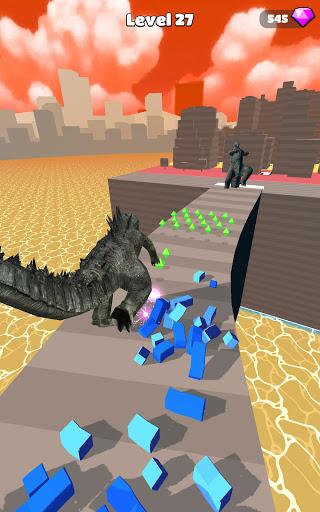 Kaiju Run screenshots 12