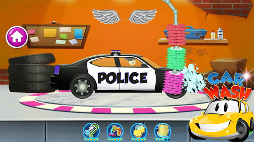 Car wash games - Washing a Car 5.1 screenshots 9