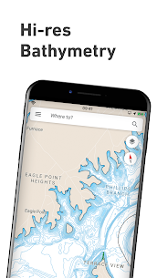 Lowrance  Fishing  Navigation Apk Download 5