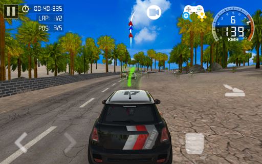 Final Rally: Extreme Car Racing 0.073 screenshots 7
