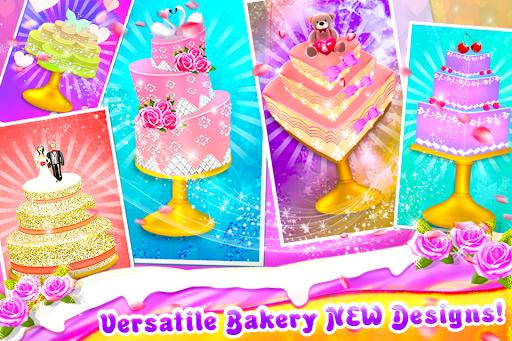 Wedding Cake Shop - Cook Bake & Design Sweet Cakes 1.1.1 screenshots 3