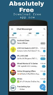 Chat Messenger 4