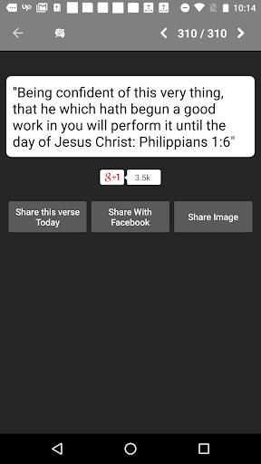 King James Bible - KJV Offline Free Holy Bible 238 Screenshots 8