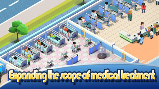 Idle Hospital Tycoon - Doctor and Patient  screenshots 3
