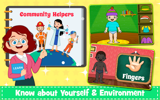 Kids Preschool Learning Games - 150 Toddler games 5.8 Screenshots 8