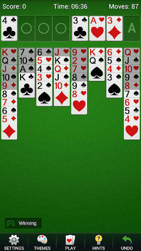 FreeCell Solitaire - Classic Card Games apklade screenshots 2