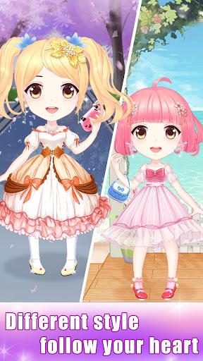 ud83dudc78ud83dudc9dAnime Princess Makeup - Beauty in Fairytale 2.6.5038 screenshots 13