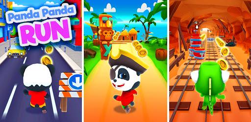 Panda Panda Run: Panda Runner Game apktram screenshots 24