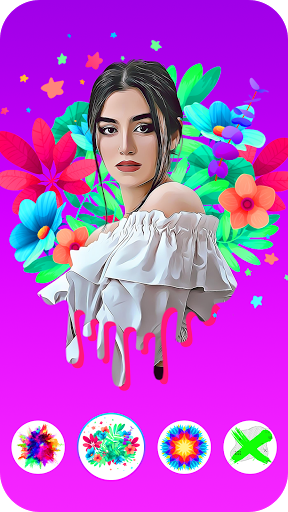 DripArt Photo Editor: Background Changer, Stickers