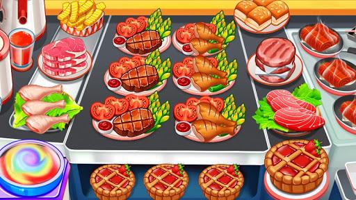 Jeu de cuisine - Restaurant Madness & Fever Joy APK MOD – Pièces Illimitées (Astuce) screenshots hack proof 1