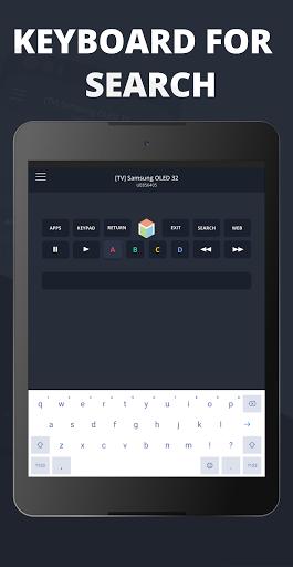 Samsung TV Remote Control - Remotie android2mod screenshots 9