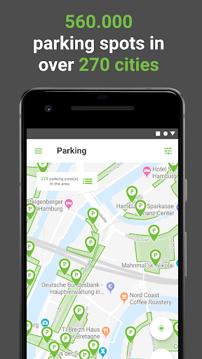 PayByPhone Parking - Park Easy Now & Smart 9.4.1 Screenshots 3