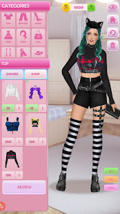 ファッションゲーム:ガールドレス