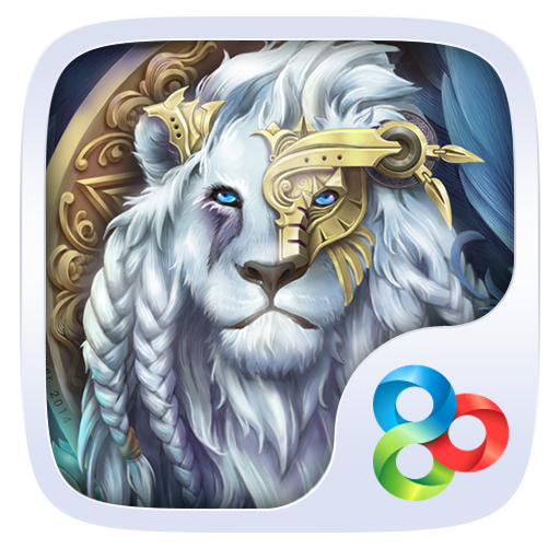 Lion GO Launcher Theme