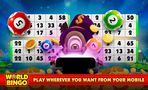 World of Bingou2122 Casino with free Bingo Card Games  Screenshots 14