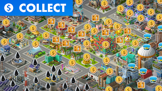 Airport City MOD (Unlimited Money) 2