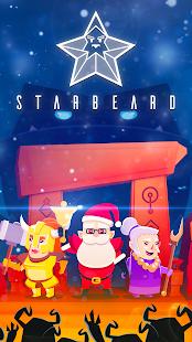 Starbeard - Intergalaktisches Roguelike-Puzzlespiel