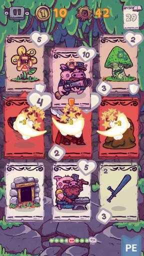 Card Hog - Dungeon Crawler Game 1.0.168 screenshots 2