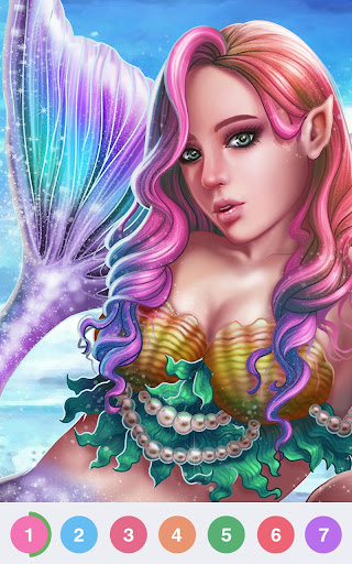 Art Coloring - Coloring Book & Color By Number 2.17.0 screenshots 9