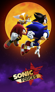 Sonic Forces: Speed Battle 3.6.0 APK + Mod (Unlimited money) untuk android
