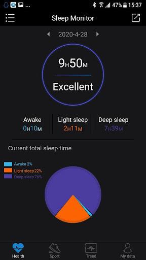 Lefun Health 2.33 screenshots 3