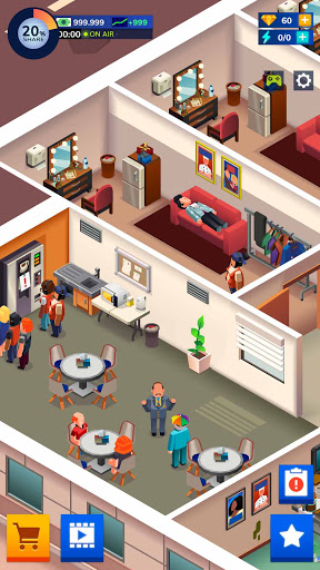 TV Empire Tycoon - Idle Management Game 0.9.52 screenshots 6