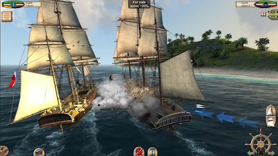 The Pirate: Caribbean Hunt 9.6 Apk Mod (Unlocked) 1
