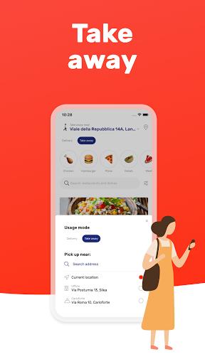 Foodracers: food delivery apktram screenshots 5