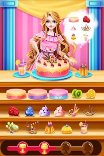 Cake Cooking Shop Screenshot