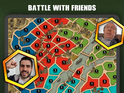 B&H: WW2 Strategy, Tactics and Conquest  screenshots 12