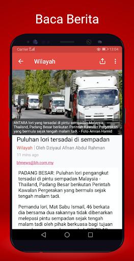 Berita Harian Mobile 2.8.3 screenshots 2
