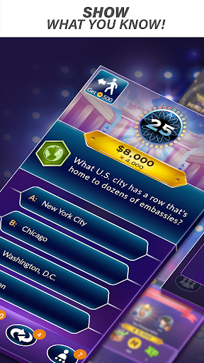 Who Wants to Be a Millionaire? Trivia & Quiz Game apklade screenshots 1