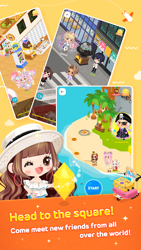 LINE PLAY - Our Avatar World  screenshots 12
