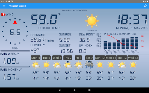 Weather Station 4.7.9 screenshots 7