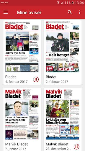 Bladet eAvis 6.3.0 screenshots 5