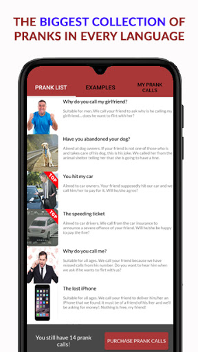 JokesPhone - Joke Calls android2mod screenshots 1