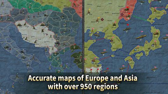 Sandbox: Strategy & Tacticsuff0dWW2 strategy war games 1.0.41 Screenshots 7