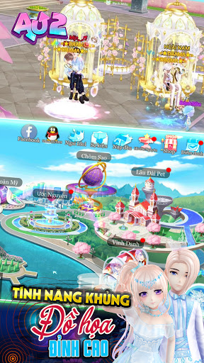 Au 2 - Chuu1ea9n Audition Mobile 11.0 Screenshots 5