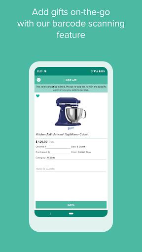 Myregistry Com Universal Gift Registry Apps On Google Play