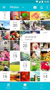 Scene: Organize & Share Photos