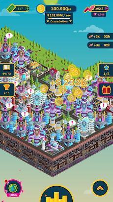 Skyward city: Urban tycoonのおすすめ画像2