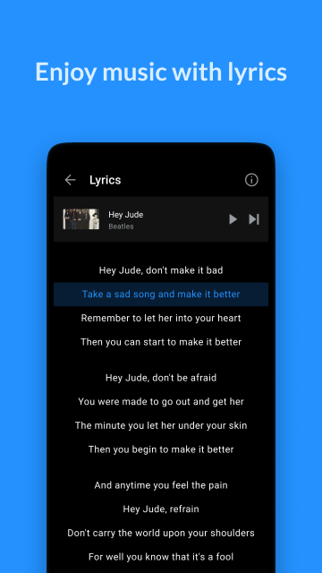 Music Player by Lark Player - for Music & Youtube  poster 4