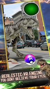 Jurassic GO Game Hack Android and iOS 4