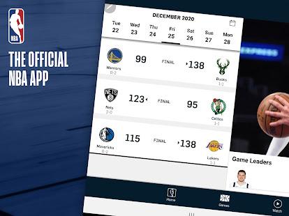NBA: Live Games & Scores 11.0720 APK screenshots 7